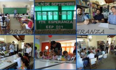 Feria del Libro Itinerante Infantil y Juvenil 2015 en Fuerte Esperanza