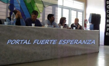 Foro de Participación Ciudadana en Fuerte Esperanza