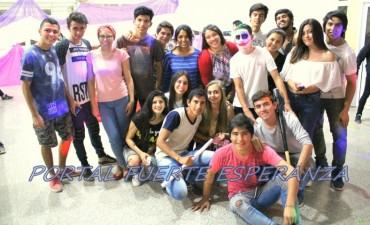 Estudiantina 2017 en la EES N° 136