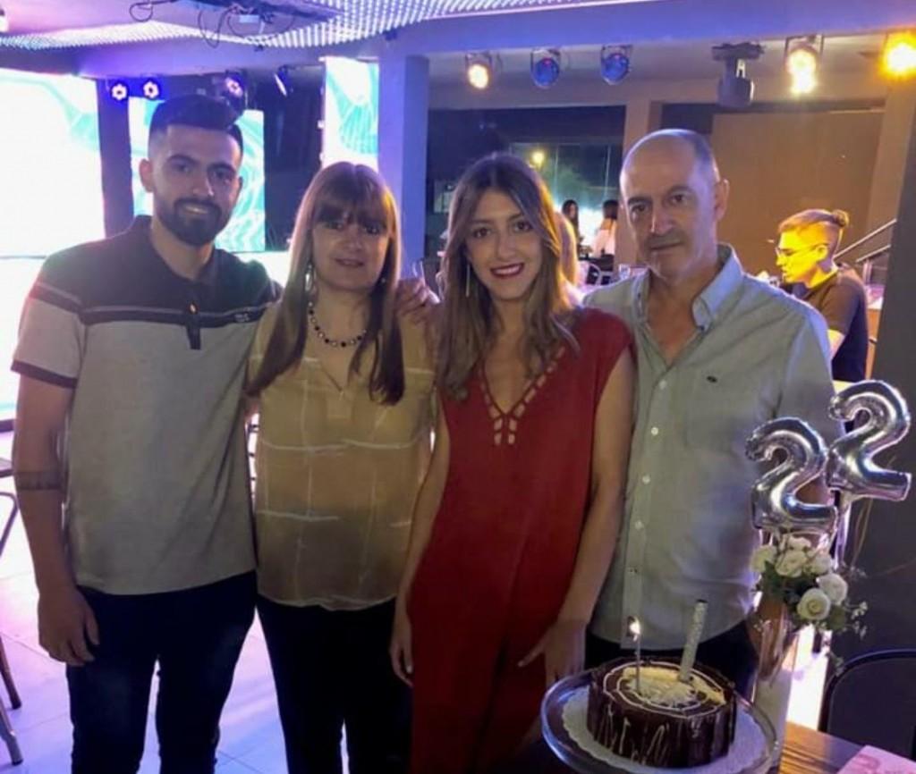 Feliz Cumpleaños Mónica Rojas | Fuerte Esperanza 2019