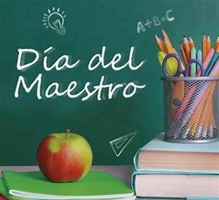 Feliz Día del Maestro | 11 de Septiembre Día del Maestro