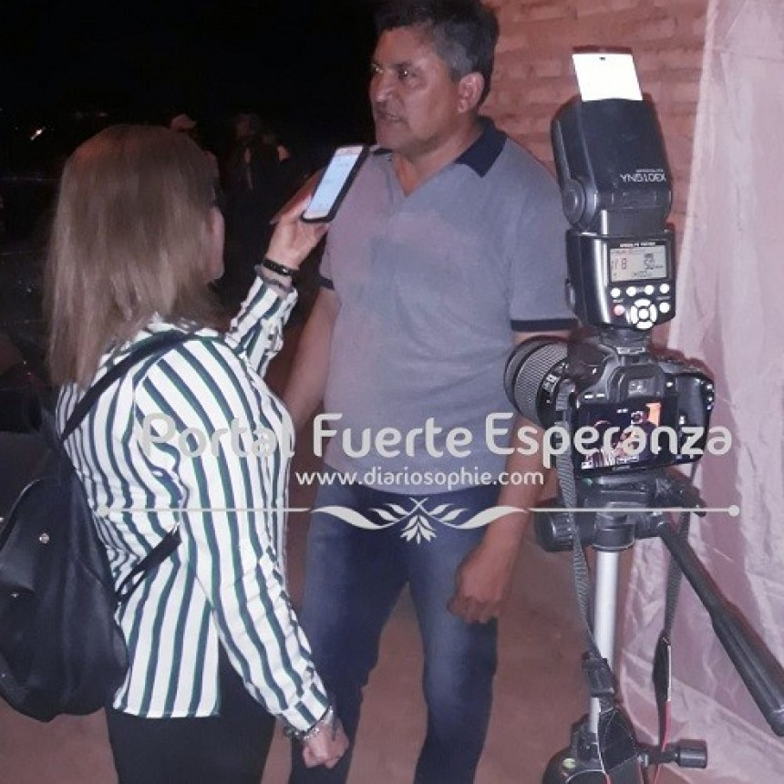 Entrevista a Bernardo Santillán - Lanzamiento de Campaña | Elecciones 2019