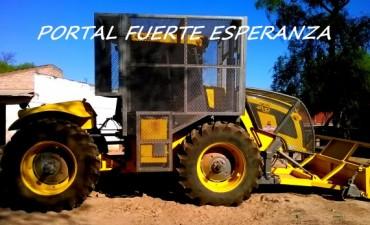 Adquisición de Tractores para el trabajo silvopastoril