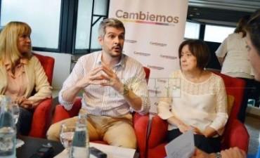 """Marcos Peña: """"El Chaco es la cuarta provincia del país con mayor inversión per cápita en infraestructura"""""""