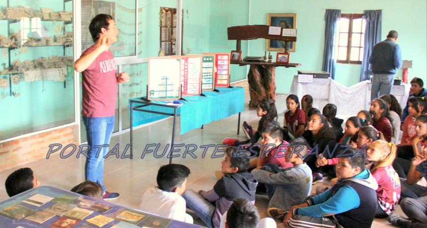 Expo Numismática en el Museo de Fuerte Esperanza