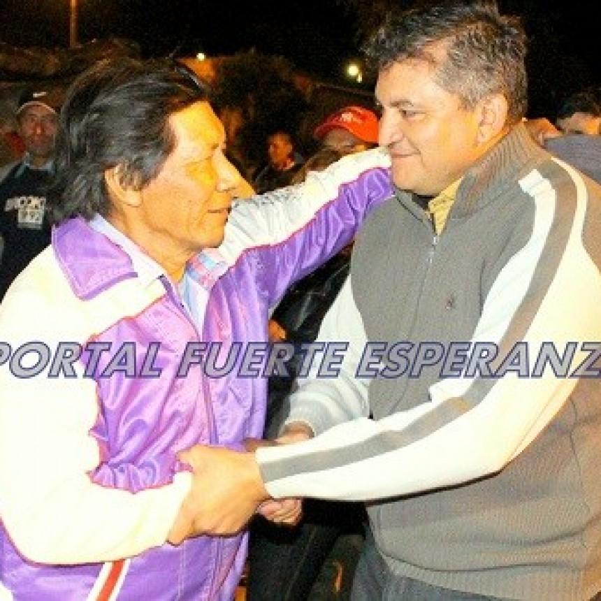 Frente Chaco Avanza: Lanzamiento de Campaña en Fuerte Esperanza