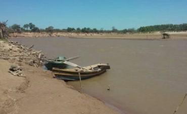 Hallaron ahogado a un adolescente en el río Teuco