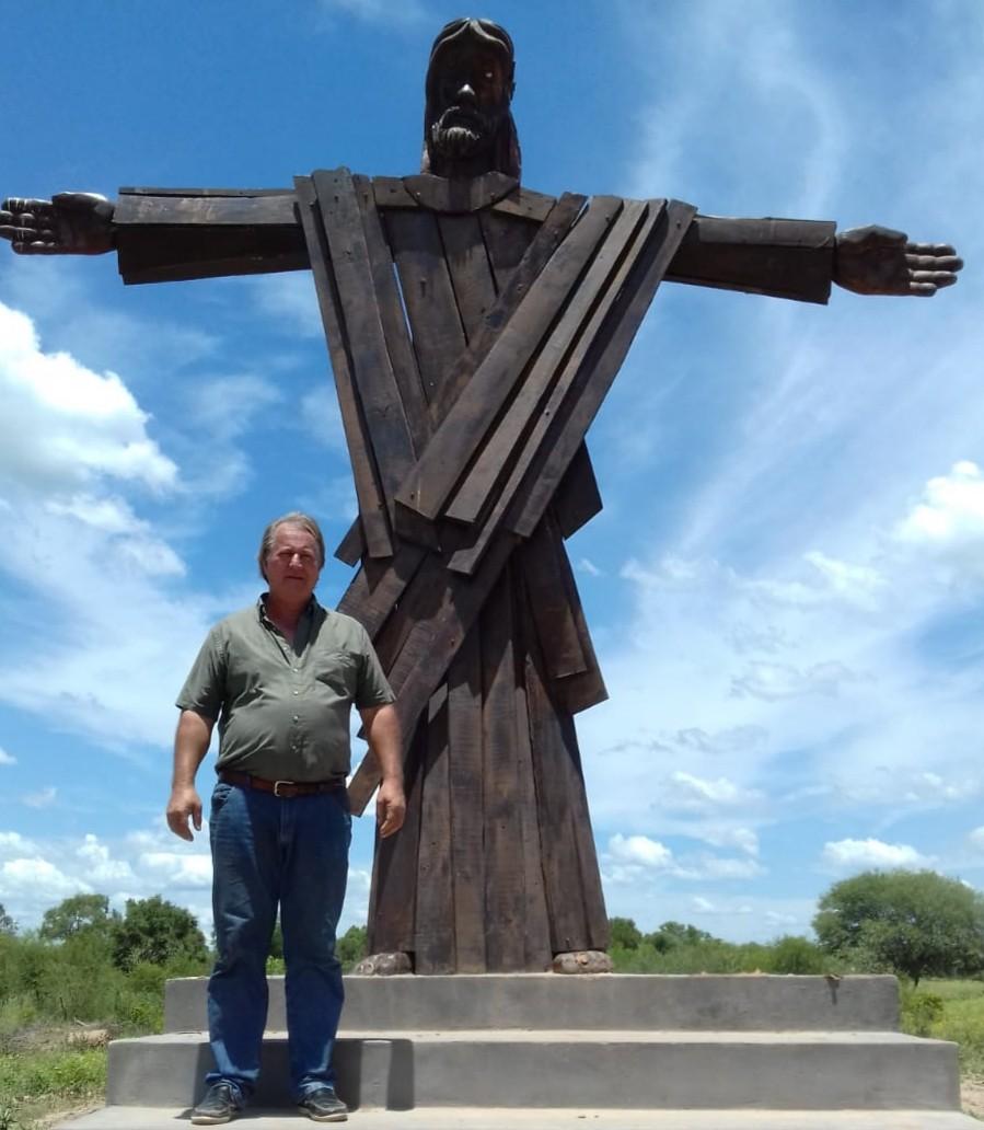 El Gringo Heyde sigue con el apoyo de la gente para este 2019
