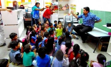 XIII Maratón Nacional de Lectura- Fuerte Esperanza