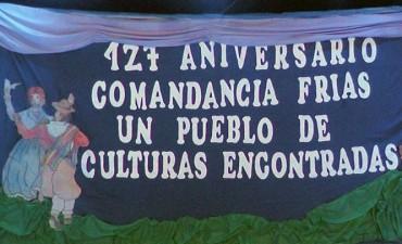 COMANDANCIA FRÍAS FESTEJÓ ANIVERSARIO